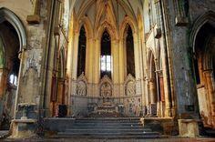 "Richmond Hill's Abandoned ""Famine Church"""