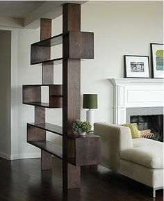 Cool Room Divider For Boys Toy Room Más · Wood Partition DesignPartition ...