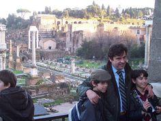 Con niños a Roma