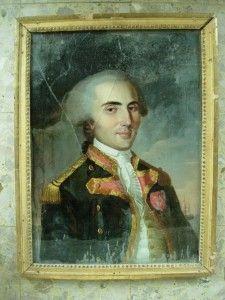 Portrait de François Paul de Brueys d'Aigaliers – Musée Uzès