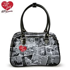 I LOVE LUCY Purse  I'd love to have this...my mom probably would too!