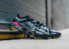 Nike Air Vapormax 2019 Particle - Nothing but soles Latest Nike Sneakers, Retro Sneakers, Sneakers Nike, Nike Air Vapormax, Jordan Retro, Cleats, Jordans, Kicks, Retail