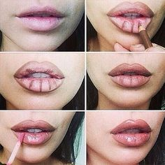 kylie-jenner-lips-tutorial-hacks-tips-tricks.jpg (400×400)