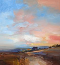 david atkins #LandscapePaintings
