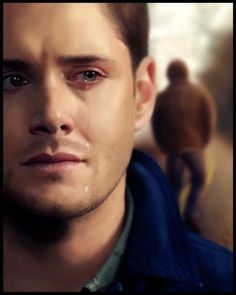 """""""You walk out that door, Sammy, don't you dare think about coming back."""" Nice one?<<< ;-;"""
