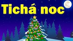 ticha noc - YouTube Charlie Brown Christmas, Christmas Carol, Christmas Bulbs, Slovak Language, Karel Gott, My Roots, Peanuts Snoopy, Silent Night, Winter Time