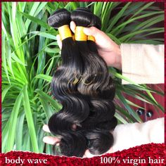 Aliexpress UK 4pcs lot natural color guangzhou queen hair products cheap human hair extensions brazilian virgin hair body wave $120.60 - 234.00