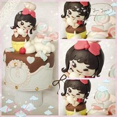 meu bolo japinha..  by rafa duckur