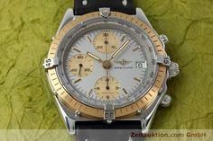Breitling Chronomat Chronograph Stahl / Gold Automatik Kal. Val 7750 Ref. 81.950    152484 16