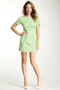 Contrast Shift Dress by Plenty By Tracy Reese on @HauteLook