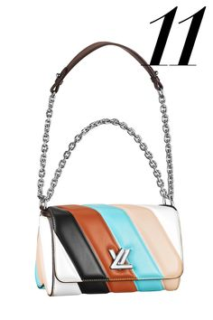 Louis Vuitton bag, $5,300, 866-VUITTON for info.    - HarpersBAZAAR.com