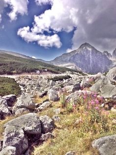 Lomnicky stit - one of the most epic peak in High Tatras - Slovakia