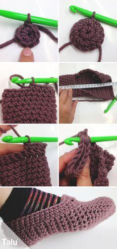 Die 325 Besten Bilder Von Häkeln Crochet Patterns Yarns Und