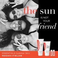No matter your skin type or age---and whether you're lounging on the beach, urban trekking or hiking a mountain---the risk of UVA/UVB exposure is very real. Take care of your skin---defend against the daily aging effects of the sun with ESSENTIALS Broad Spectrum SPF 30 Body Sunscreen and Lip Shield Broad Spectrum SPF 25, and moisturize following sun exposure with Daily Body Moisturizer. #RFEssentials #PracticeSafeSun