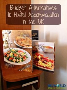 Did you know there are cheaper and better accommodation options in the UK than hostels? Neither did I! Check this out, if you're looking to grab a bargain! {Big World Small Pockets}