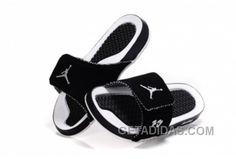 c3c2af217979 Cheap Air Jordans 10 Massage Slippers Black White Adidas Nmd