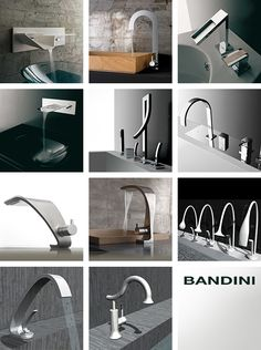 Nowadays, if phones don't look like phones. Why not faucets?