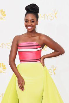 Teyonah Parris - 2014 Emmy Awards