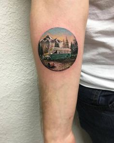 20 Of The Most Beautiful Movie Inspired Tattoos | Into The WIld Tattoo