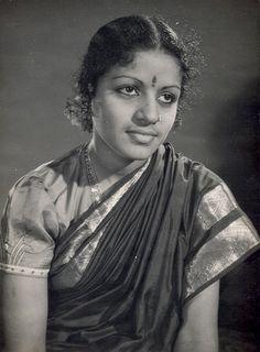 Legendary singer: M. S. Subbulakshmi