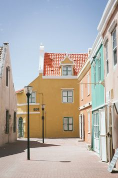 Curacao..friends lived here and visiting them for a week nearly killed us all.