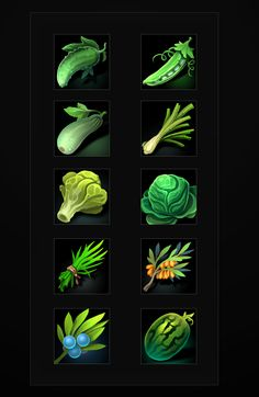 Buy RPG farming Icons by a-ravlik on GraphicRiver. The set includes 100 farming icons . There are transparent PNG. Game Ui Design, Prop Design, Coin Icon, Site Art, Creating Games, Graffiti Doodles, Casual Art, Game Props, Cute Games