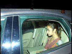 Alia Bhatt and Sidharth Malhotra go on a movie date
