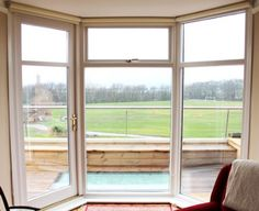 Timber French Doors Yorkshire Window Bay Blackthorn Supplies