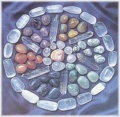 *DESPERTAR HOLÍSTICO*: Aprendendo a reconhecer os cristais...