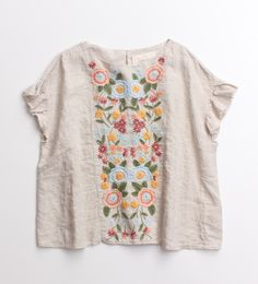 pretty embroidered shirt