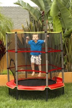AirZone 55-Inch Tr&oline u0026 Enclosure.Rating 4.3/5 stars 188 customer · Tr&oline For KidsTr&oline ... & Trampoline Tents For Kids | Best Outdoor Toys | Toys for Boys and ...
