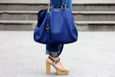 Cute bag and shoes!!