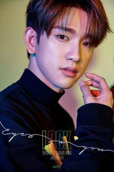 GOT7 Eyes On You Jinyoung