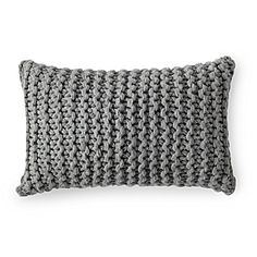 Alicia Adams Links Knit Pillow Cover