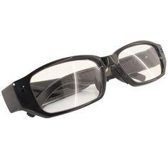 Xingan Mini DV cámara de vídeo gafas gafas de sol Cámara Digital Eyewear  oculta espía grabador 601f2ab773