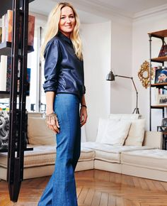 You may remember Julie de Libran's Paris apartment from ELLE magazine a few years. It's getting its day in the sun again this spring in Porter magazine since Julie de Libran was recently named the new artistic director of the famed French brand Sonia Rykiel.  She previously worked with Marc Jacob at Louis Vuitton which is […]