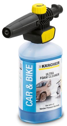 Karcher Foam Nozzle with Ultra Pressure Washer Detergent Car Washer, Car Detailing Tools, Car Tools, Car Cleaning, Can Opener, Car Stuff, Security Camera, Life Hacks, Cleaning