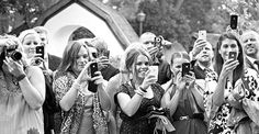 Advice for an Awesome Unplugged Wedding Ceremony — N a t a l i e V i s h n y Wedding Guest Etiquette, Dream Wedding, Wedding Day, Wedding Stuff, Wedding Advice, Wedding Signs, Unplugged Wedding, Orlando Wedding Photographer, Professional Photographer