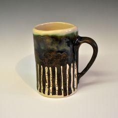 Large Beer Mug - Beer Stein - Ceramic Beer Mug - Handmande -  Pint Beer Mug by Kris Cravens Pottery on Gourmly
