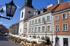 Historic Centre of Warsaw (Poland)