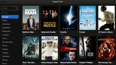 Popcorn Time Takes BitTorrent Streaming To A Whole New Level, Netflix Style