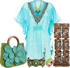 """Summer of the Gladiator"" by mshyde77 on Polyvore"