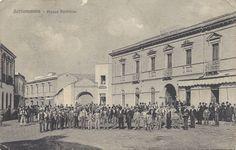SERRAMANNA (1914) Piazza Repubblica