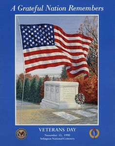Veterans Day 1990 Poster. Click poster to view full gallery going back to 1978.