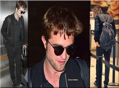 Robert Pattinson Embarcando No Aeroporto de Los Angeles Rumo A Londres Robert Pattinson foi visto nessa segunda-feira, 04 de agosto, no Aeroporto Internacional de Los Angeles! O ator estava a caminho de seu voo para Londres, onde vai promover seu último filme The Rover no Reino Unido, que será lançado em 15 de agosto. Abaixo, seguem algumas imagens em HQ da aparição: