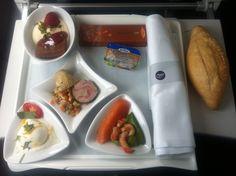 Lufthansa Business, Münich - Valencia