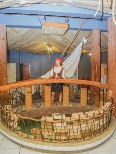 Pirates Seafood Restaurant and Karaoke Bar: Another Grub, Guzzling, and Fun Place is Open in Cagayan de Oro Seafood Restaurant, Outdoor Furniture, Outdoor Decor, Karaoke, Pirates, Restaurants, Bridge, Bar, Home Decor
