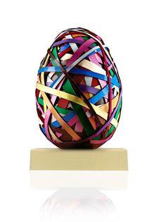 L'œuf en chocolat Pierre Hermé