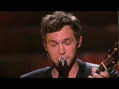 """Phillip Phillips performs his coronation song, """"Home"""" after winning Season 11 of American Idol"""