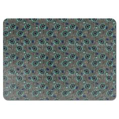 Uneekee Bohemian Fantasy Flowers Placemats